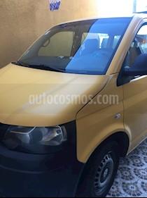 Volkswagen Transporter 2.0L TDI Furgon Techo Bajo usado (2014) color Naranja precio $13.500.000