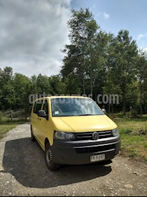 Volkswagen Transporter Chasis 4x2 usado (2013) color Amarillo precio $13.500.000