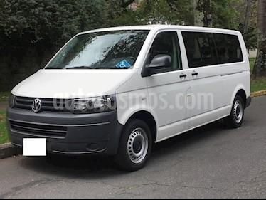 Volkswagen Transporter GP 17 Pasajeros Ac usado (2011) color Blanco precio $30.000.000