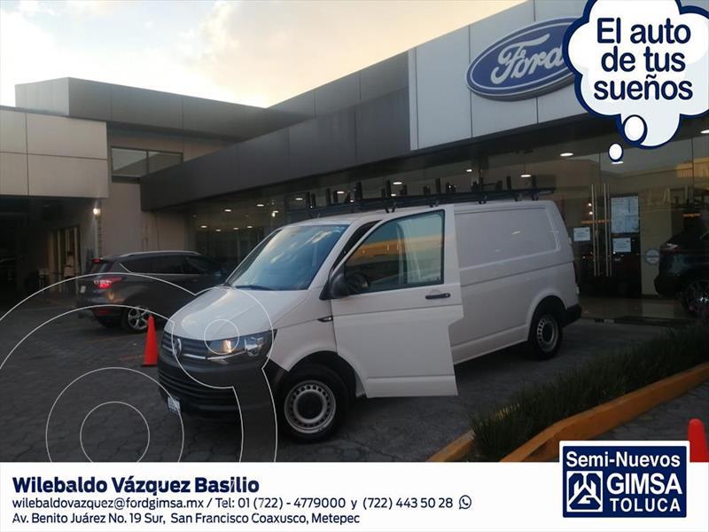 Volkswagen Transporter Cargo Van usado (2019) color Blanco precio $449,000