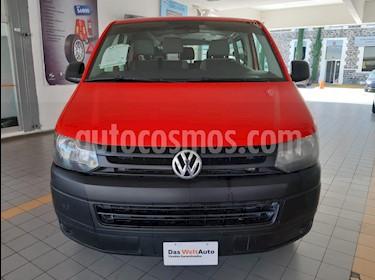 Volkswagen Transporter Pasajeros usado (2014) color Rojo precio $249,000