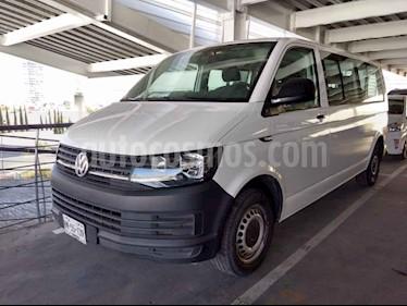 Volkswagen Transporter 4 pts. 2.0 Pasajeros TM usado (2017) color Blanco precio $325,000