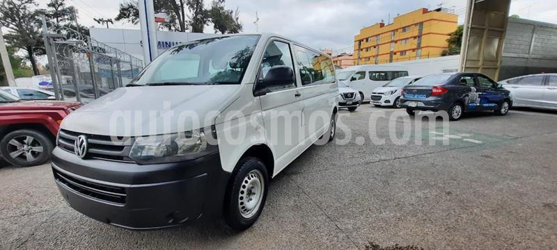 Volkswagen Transporter Pasajeros usado (2015) color Blanco precio $175,000
