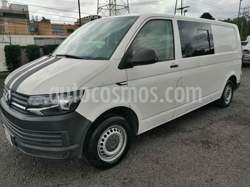 Volkswagen Transporter Cargo Van usado (2017) color Blanco precio $280,000