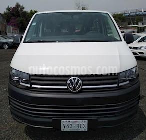 Volkswagen Transporter Pasajeros usado (2019) color Blanco Candy precio $449,000