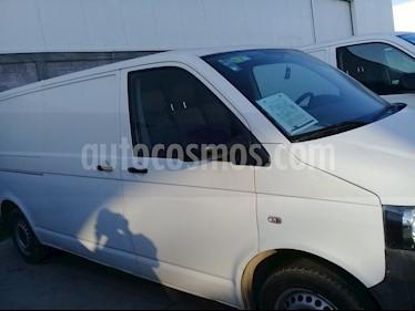 Volkswagen Transporter Cargo Van  usado (2013) color Blanco precio $160,000