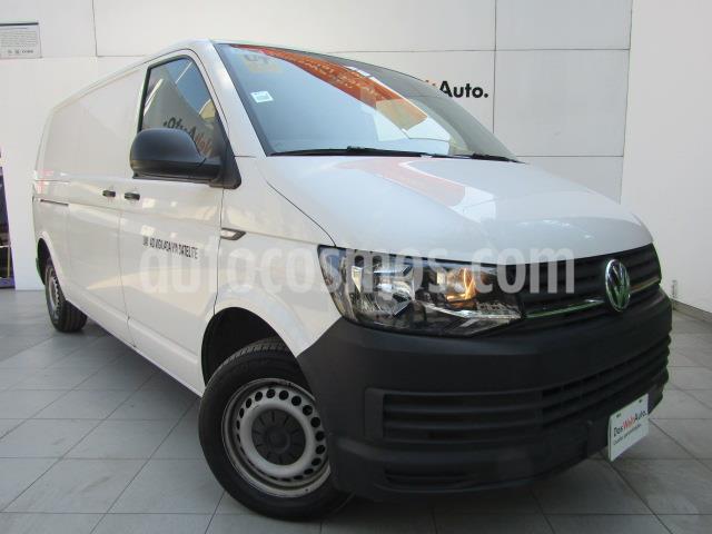Volkswagen Transporter Cargo Van usado (2017) color Blanco Candy precio $295,000