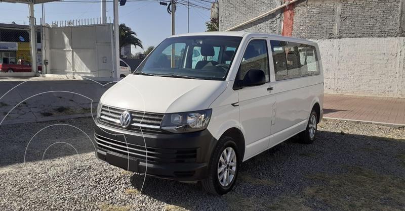Foto Volkswagen Transporter Pasajeros usado (2018) color Blanco precio $379,900