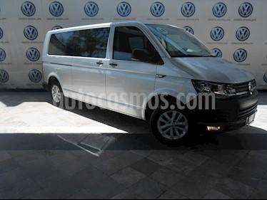 foto Volkswagen Transporter Pasajeros Aut usado (2018) color Plata Reflex precio $529,000