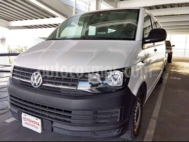 Volkswagen Transporter 4 pts. 2.0 Pasajeros TM usado (2016) color Blanco precio $255,000