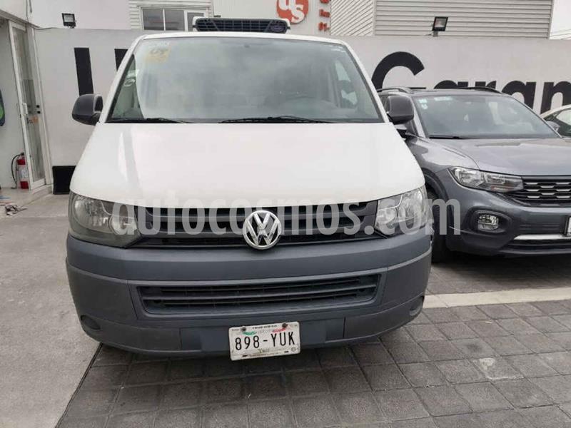Volkswagen Transporter Chasis Cabina usado (2013) color Blanco precio $190,000