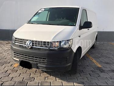 Volkswagen Transporter Cargo Van usado (2016) color Blanco Candy precio $260,000