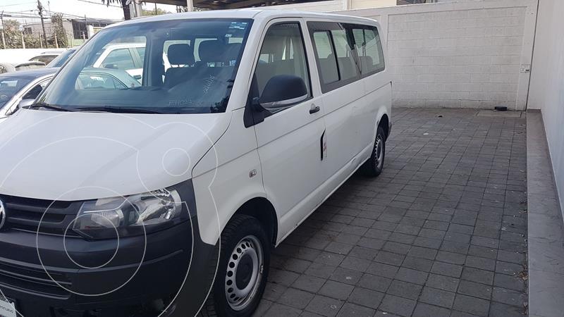 Volkswagen Transporter Pasajeros usado (2015) color Blanco precio $220,000