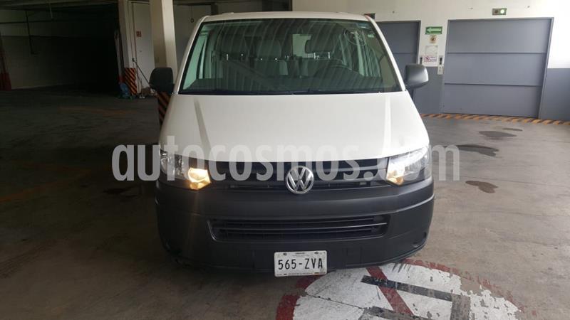 Volkswagen Transporter Pasajeros usado (2015) color Blanco precio $215,000