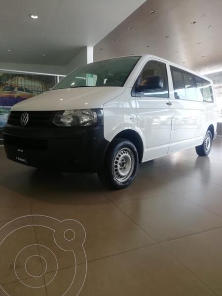 Volkswagen Transporter Pasajeros usado (2015) color Blanco precio $235,000