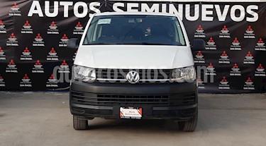 Volkswagen Transporter Pasajeros usado (2016) color Blanco Candy precio $286,000
