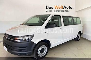 Volkswagen Transporter Pasajeros usado (2019) color Blanco precio $454,547