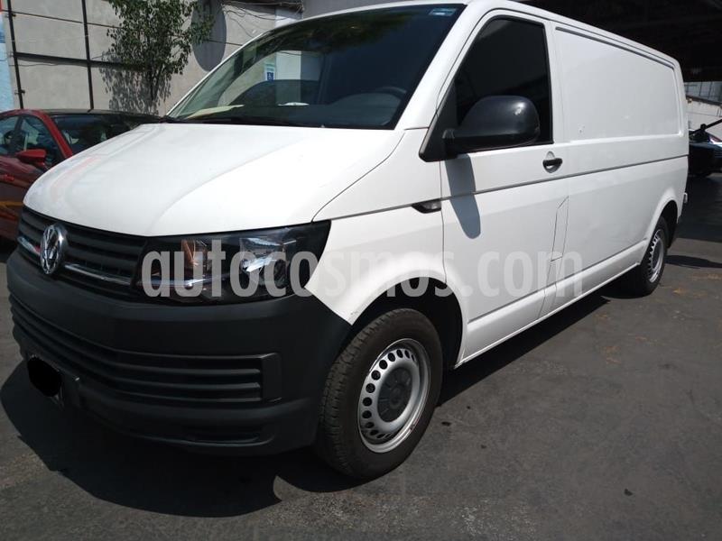 Volkswagen Transporter Cargo Van usado (2016) color Blanco precio $219,500
