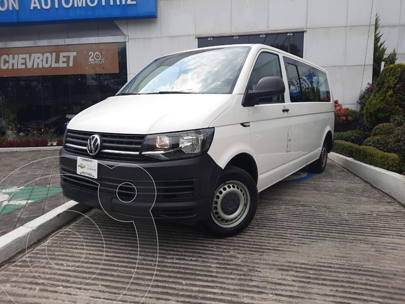 Foto Volkswagen Transporter Pasajeros usado (2016) color Blanco precio $260,000