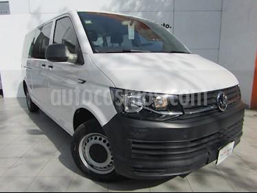 Volkswagen Transporter Pasajeros usado (2017) color Blanco Candy precio $295,000
