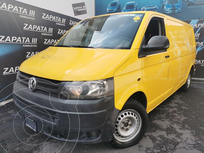 Foto Volkswagen Transporter Cargo Van usado (2015) color Bronce precio $224,000