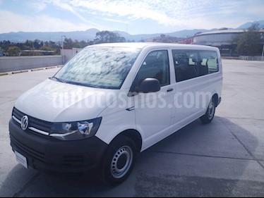 Volkswagen Transporter Pasajeros usado (2019) color Blanco Candy precio $445,000
