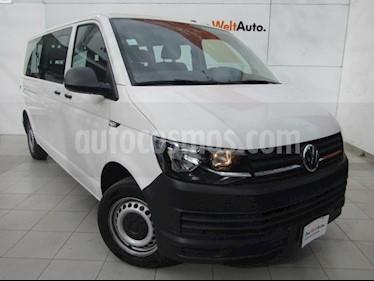 Volkswagen Transporter Pasajeros usado (2019) color Blanco Candy precio $419,000