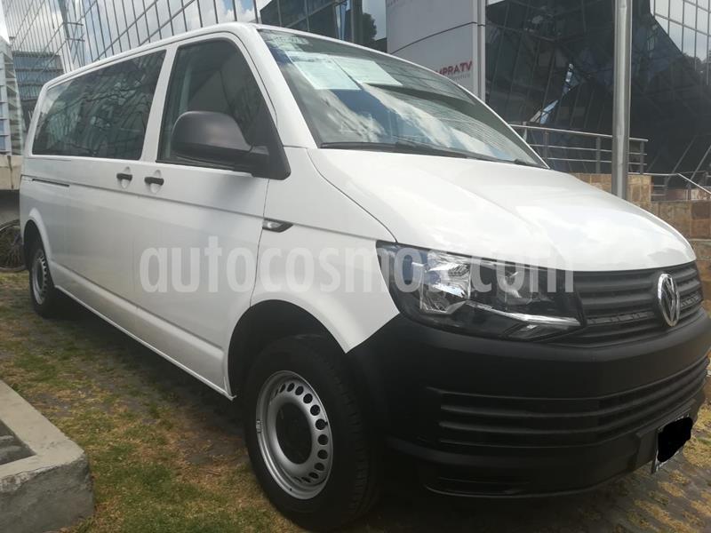 Volkswagen Transporter Pasajeros usado (2019) color Blanco precio $439,000