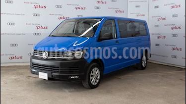 Volkswagen Transporter Cargo Van Aut usado (2018) color Azul precio $560,000