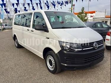 Volkswagen Transporter Pasajeros usado (2019) color Blanco precio $445,000