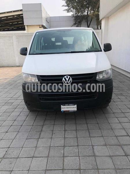 Volkswagen Transporter Pasajeros usado (2015) color Blanco precio $227,000