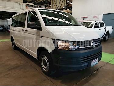 Volkswagen Transporter Pasajeros usado (2016) color Blanco precio $299,000