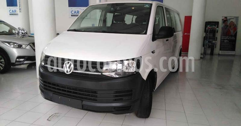 Volkswagen Transporter Pasajeros Aut usado (2018) color Blanco precio $389,900