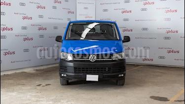 Volkswagen Transporter Pasajeros Aut usado (2018) color Azul precio $550,000