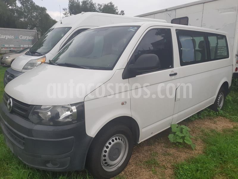 Volkswagen Transporter Pasajeros usado (2015) color Blanco precio $230,000