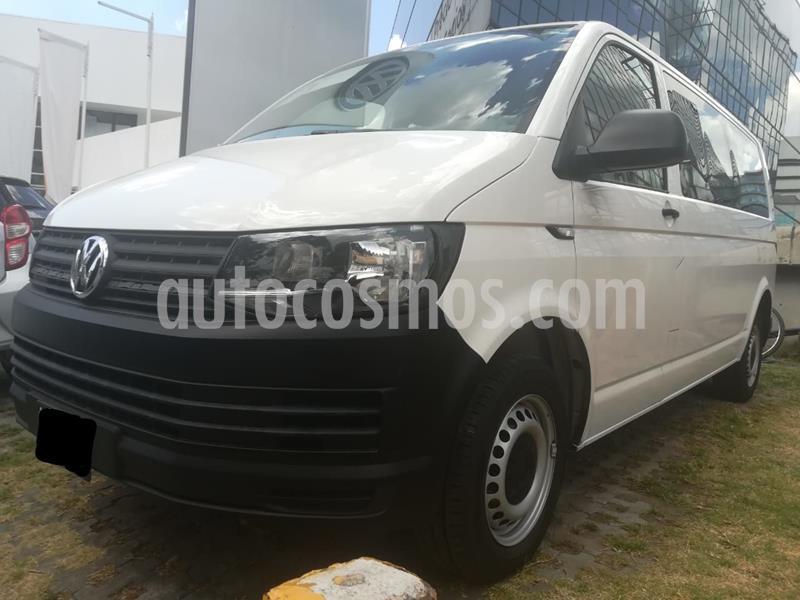 Volkswagen Transporter Pasajeros usado (2019) color Blanco precio $410,000