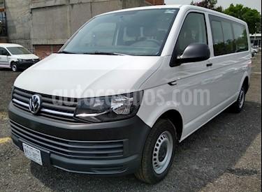 Volkswagen Transporter Pasajeros usado (2019) color Blanco Candy precio $448,990