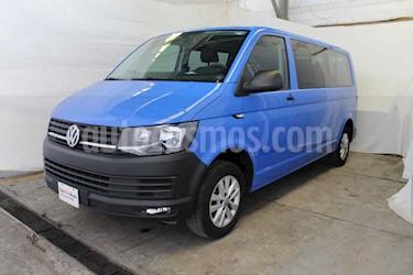 Foto venta Auto usado Volkswagen Transporter Pasajeros Aut (2018) color Azul precio $561,000