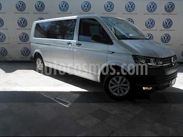 Foto venta Auto usado Volkswagen Transporter Pasajeros Aut (2018) color Plata precio $549,000