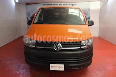 Foto venta Auto usado Volkswagen Transporter Pasajeros Aut (2018) color Naranja precio $522,000