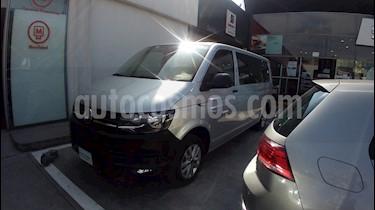 Foto venta Auto Seminuevo Volkswagen Transporter Pasajeros Aut (2018) color Plata Reflex
