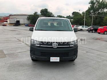 Foto venta Auto usado Volkswagen Transporter Pasajeros Aut (2018) color Blanco Candy precio $510,000