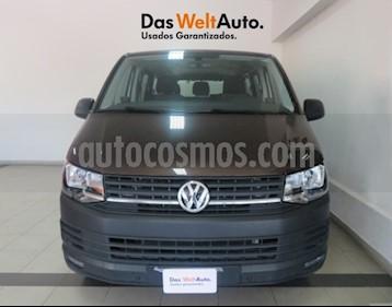 Foto venta Auto Seminuevo Volkswagen Transporter Pasajeros (2017) color Marron precio $445,981