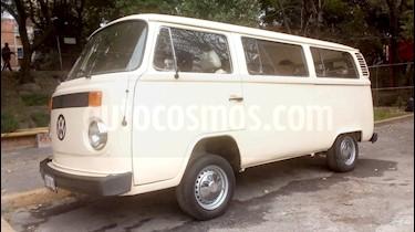 Foto venta Auto usado Volkswagen Transporter Pasajeros (1984) color Beige precio $95,000