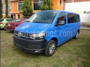 Foto venta Auto Seminuevo Volkswagen Transporter Pasajeros (2018) color Azul