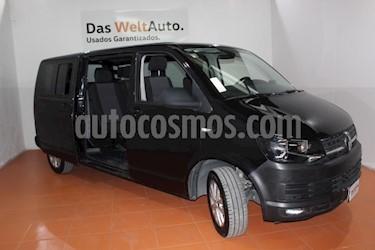 Foto venta Auto usado Volkswagen Transporter Pasajeros (2016) color Negro Profundo precio $380,000