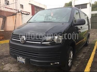 Foto Volkswagen Transporter Pasajeros usado (2016) color Negro precio $269,000