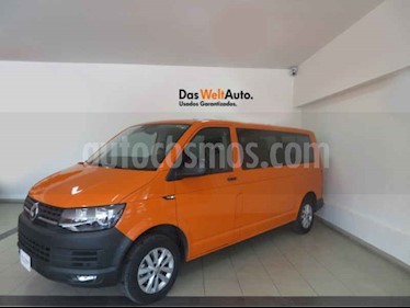 Foto venta Auto usado Volkswagen Transporter Pasajeros (2018) color Naranja precio $499,941