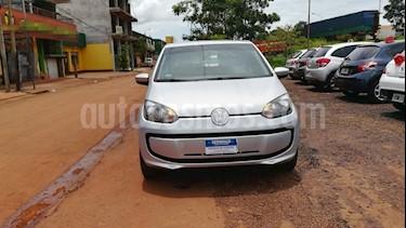 Foto venta Auto usado Volkswagen up! - (2014) color Gris Plata  precio $275.000