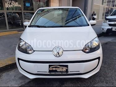 Foto venta Auto usado Volkswagen up! - (2015) color Blanco precio $380.000